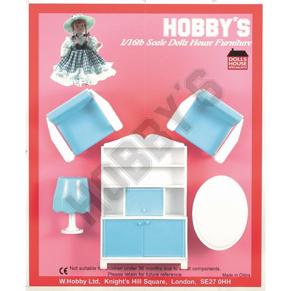 Hobby Lounge - 16th Scale
