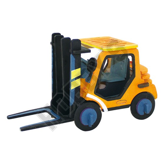 Forklift Wood Kit