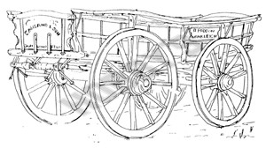 Devon Chest Waggon Plan