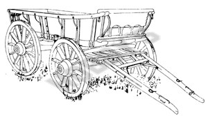 Forest of Dean Waggon Plan
