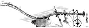 Ransomes Iron Plough Plan