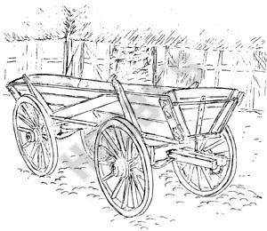 Danish Farm Waggon Plan