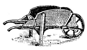 Wheelbarrow Plan