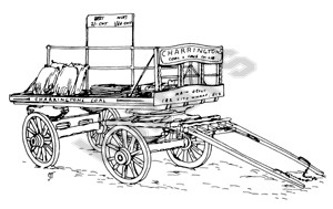 Coal Merchant's Trolley Plan