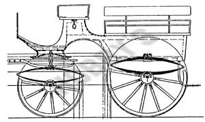 Plain Sided Wagonette Plan