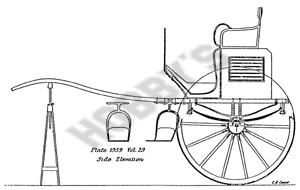 Wagonette with Omnibus Hood Plan