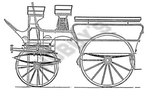 Large Wagonette Plan