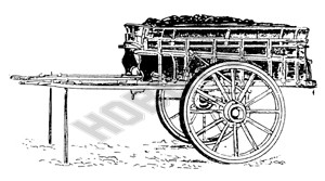 Lancashire Coal Cart Plan