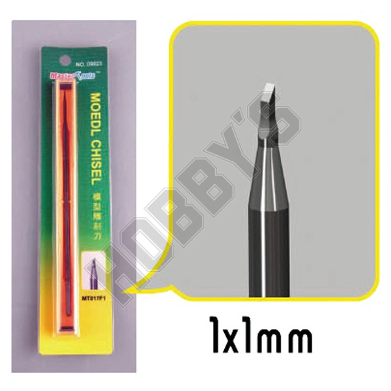 Model Chisel 1mm x 1mm