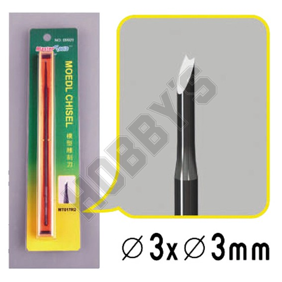 Model Chisel 3mm