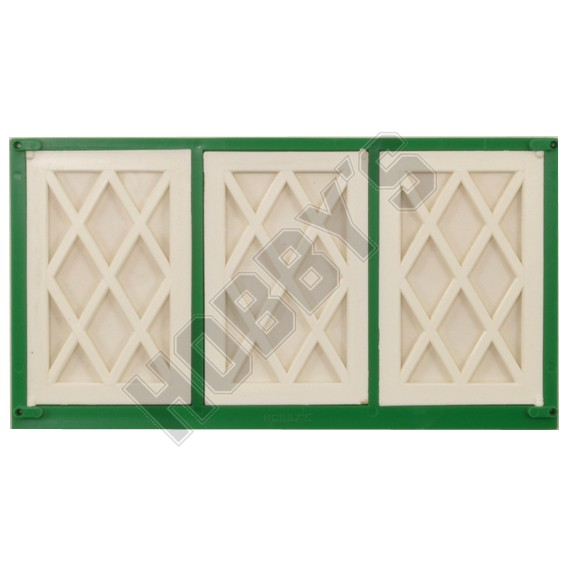 Lattice Treble Window