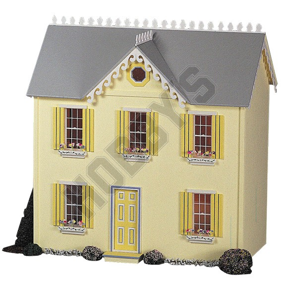 The Lemon Twist Doll's House