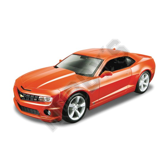 Chevrolet Camaro Metal Model Kit - 1:24
