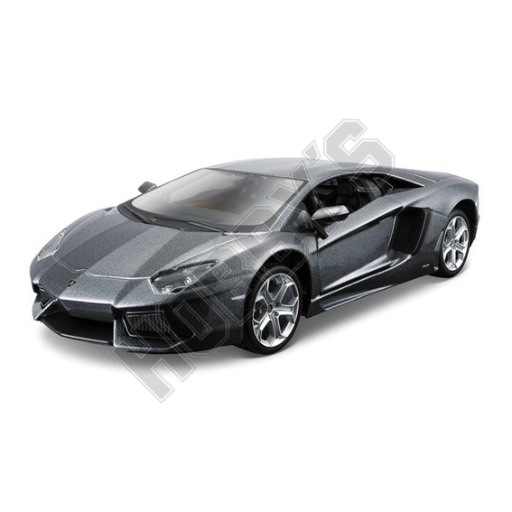 Lamborghini Aventador Metal Model Kit