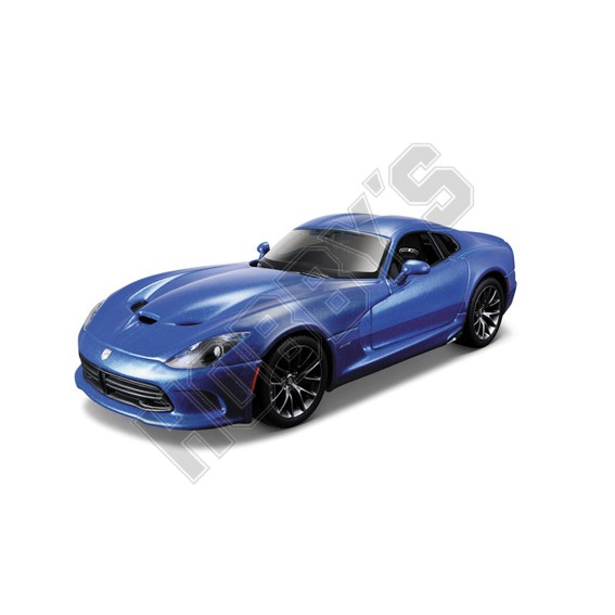Dodge Viper GTS Metal Model Kit