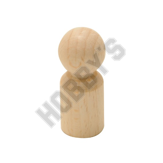 Wooden Figures - Small
