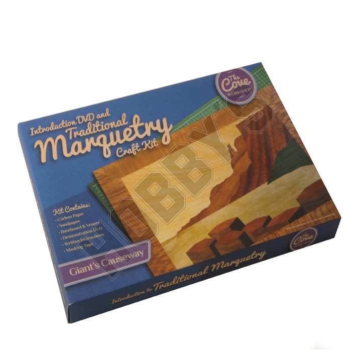 Marquetry Kit Box
