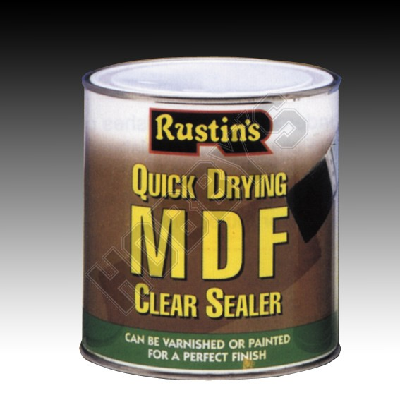 MDF Clear Sealer