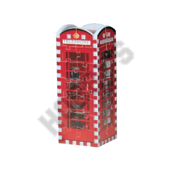 Mini Puzzle - 3D Phone Box