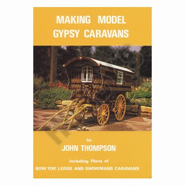 Making Model Gypsy Caravans