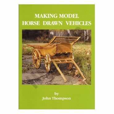 Making Model Horse Drawn Vhcls