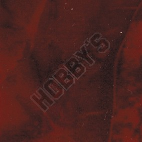 Peel & Stick Marble Tile - Red