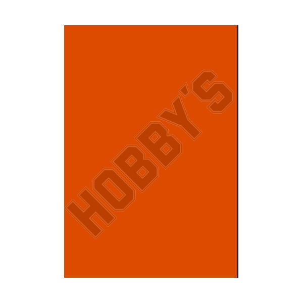 Coloured PVC - Orange