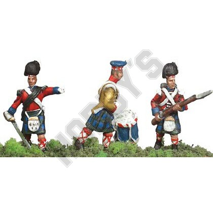 British 42nd Highlanders