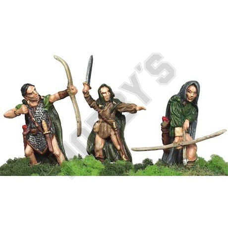 Sylvan Elves 3 X