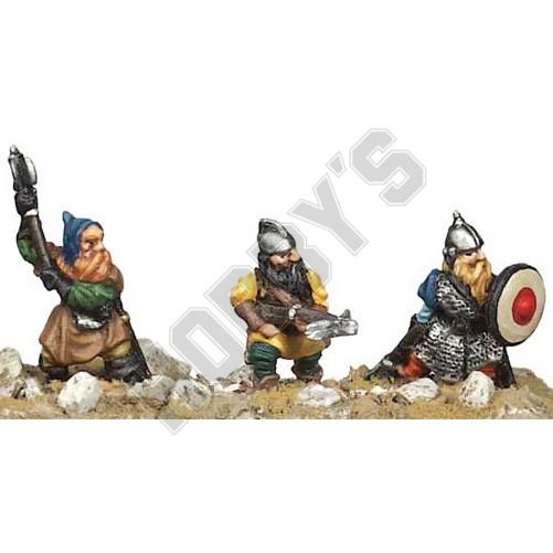 Dwarves 3 X