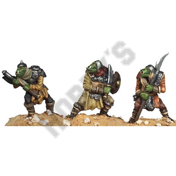 Orc Stormtroopers 3 X