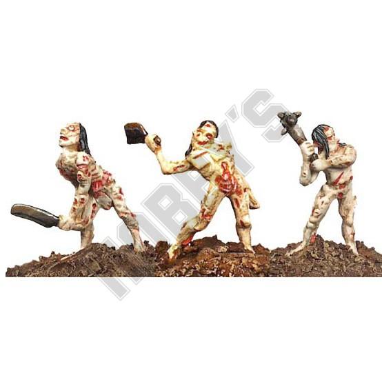 Zombies 3 X