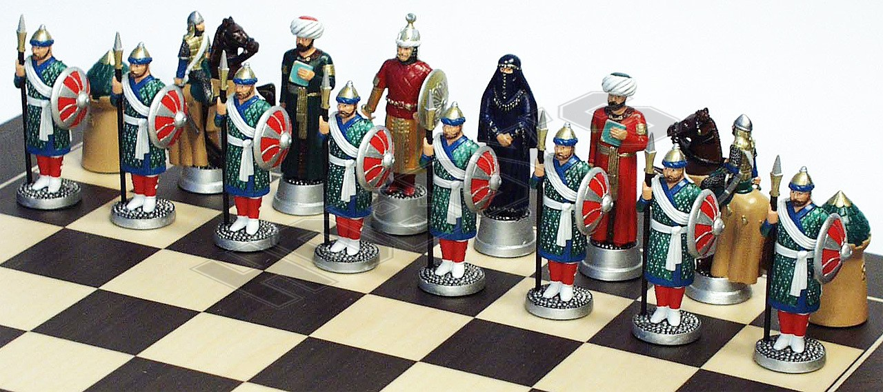 Saladin Chess set