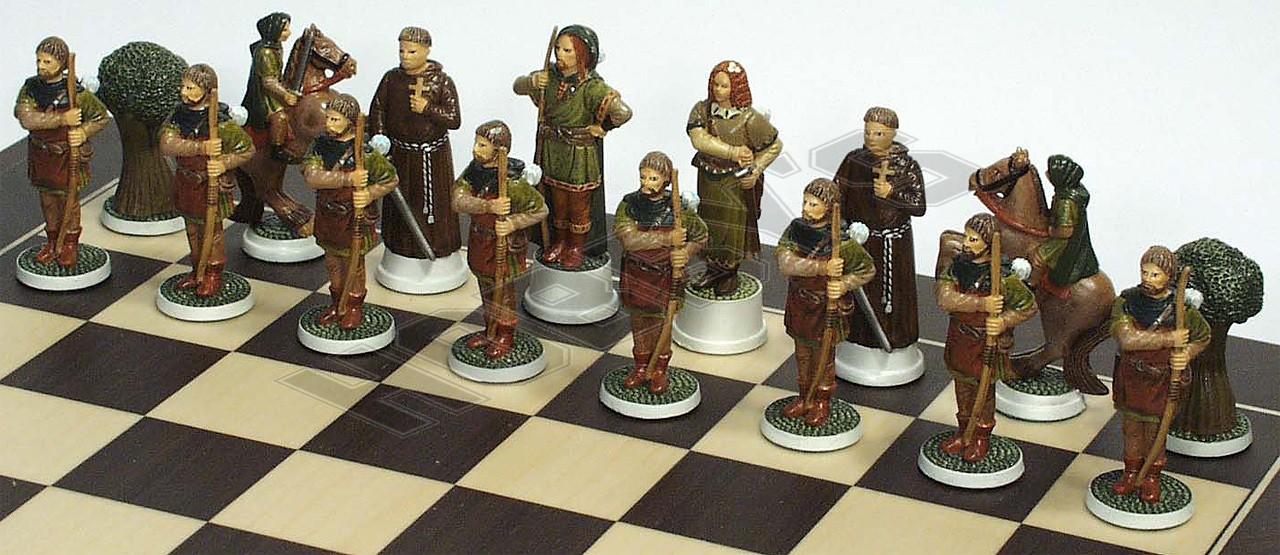 Men of Sherwood Set