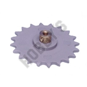 20 Tooth Brass Hub Sprocket
