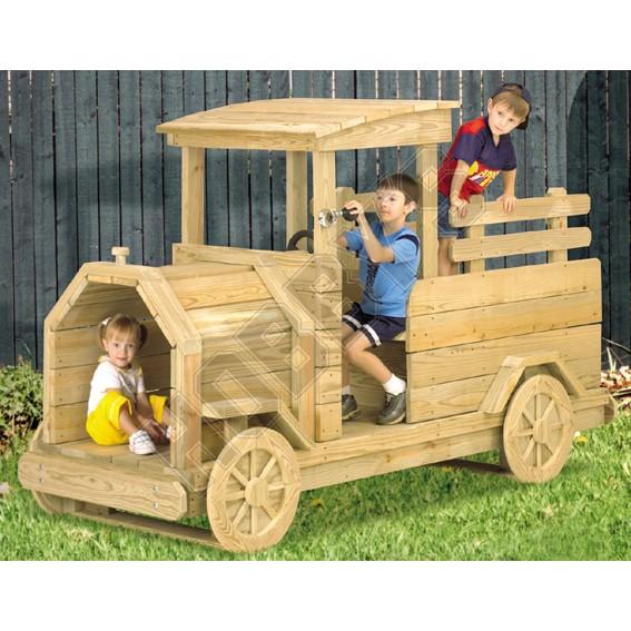 Truck Play Design