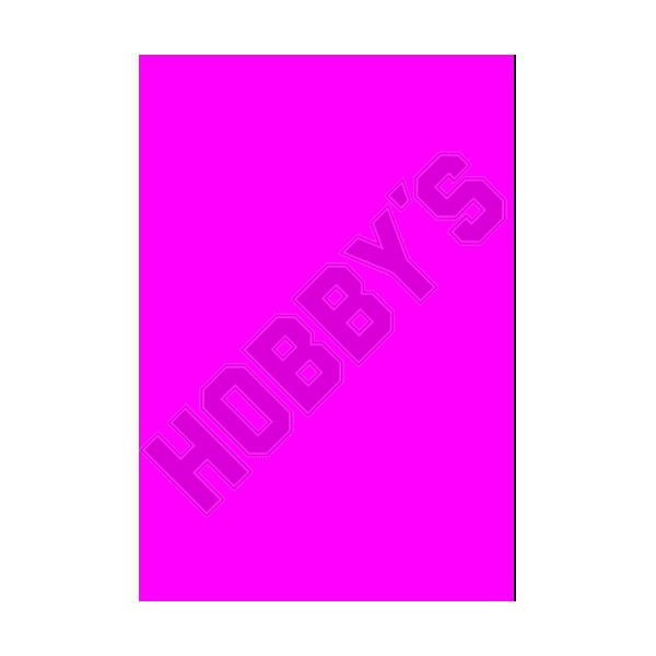 Coloured PVC - Pink