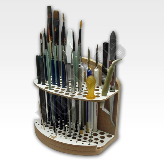 Small Brush & Tool Holder