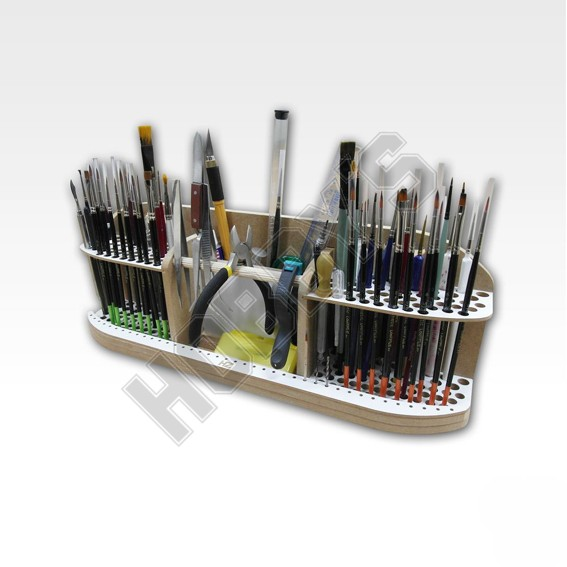 Large Brush & Tool Holder