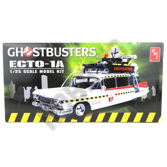 GhostBusters ECTO-1A Snap Kit
