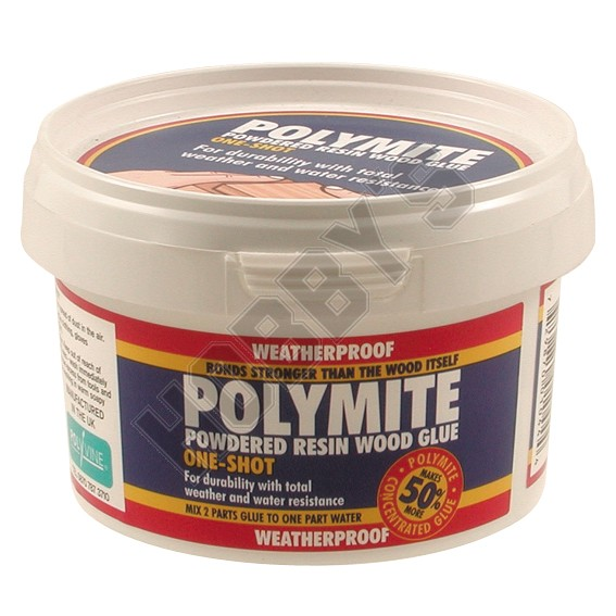 Polymite Powdered Resin Glue