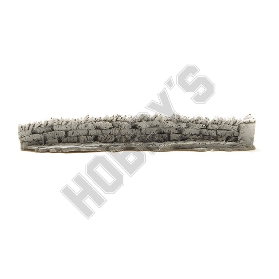 N Gauge Roadside Rough Walling