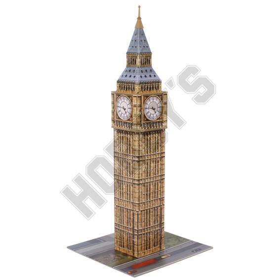 Big Ben Tower Puzzle
