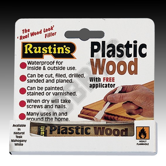Plastic Wood - Teak