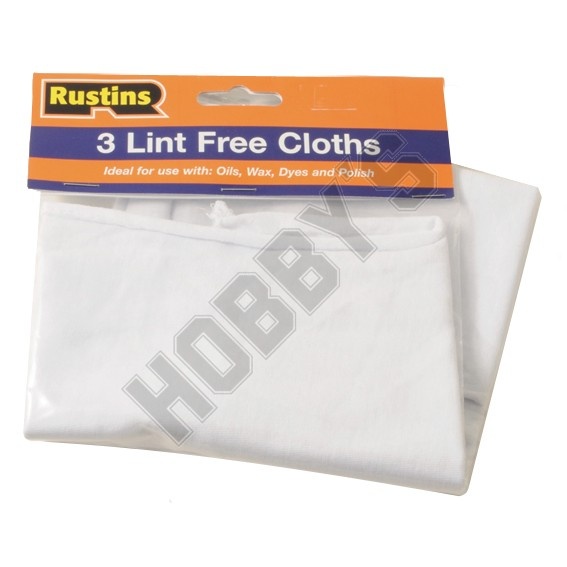 Lint Free Cloths