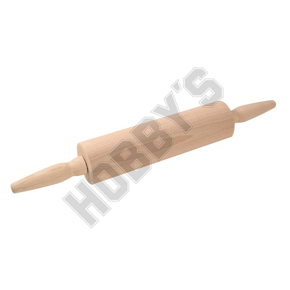 Wooden Revolving Rolling Pin