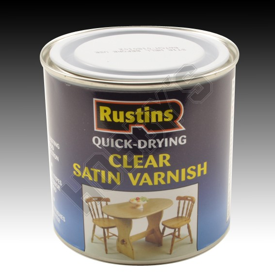Acrylic Varnish - Satin (250ml)