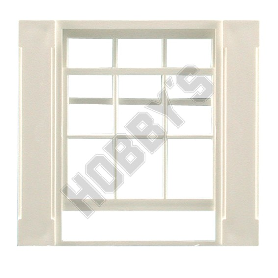 Georgian Working Sash Window