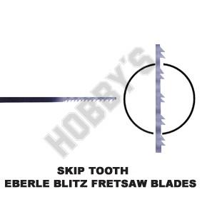 Fret Blades Size 4