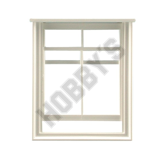 Victorian Working Sash Window